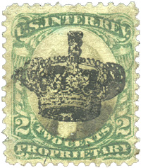 Unusual crown cancel