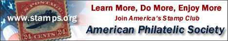 Join the American Philatelic Society!